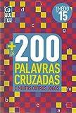 capa de Mais de 200 Palavras Cruzadas 15