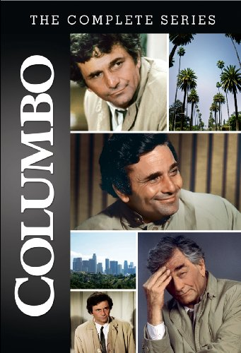 DVD : Columbo: The Complete Series (Oversize Item Split, Full Frame, Boxed Set, Snap Case, Widescreen)