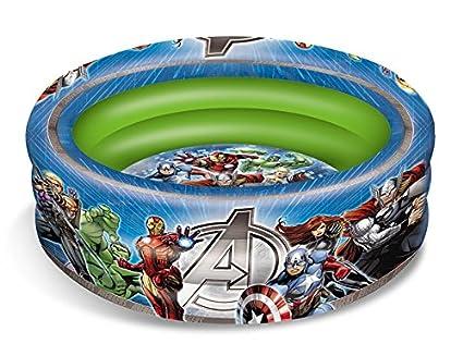 Amazon.com: Marvel Avengers pelota hinchable de tres Anillo ...