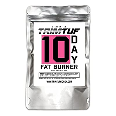 Trimtuf 10 Day Fat Burner WOMENS