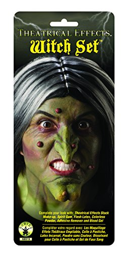 Rubie's Costume Co Theat Effects-Witch Set (Theatrical Witch Costumes)