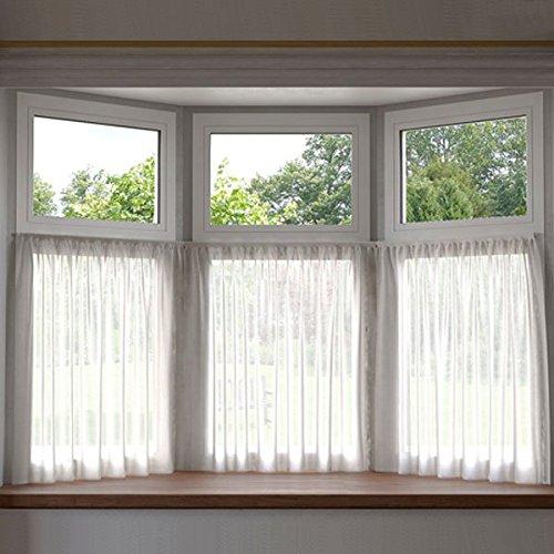Hanging Net Curtains On Upvc Windows