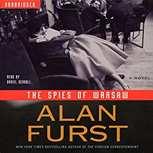 The Spies of Warsaw Audiobook