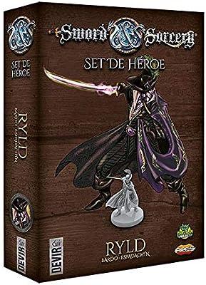 Devir- Sword & Sorcery Personajes: Ryld (BGSISPR): Amazon.es: Juguetes y juegos