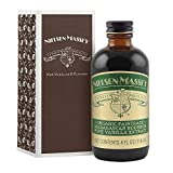 Nielsen-Massey Organic Fairtrade Madagascar Bourbon Pure Vanilla Extract, with gift box, 4 ounces