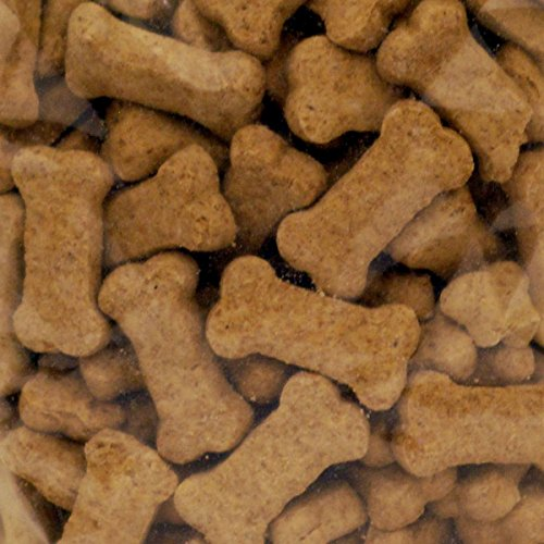 THREE DOG FOOD BAKERY 015096 Biscuits Food for Pets, Mini, Peanut Butter 20-Pound by THREE DOG FOOD BAKERY