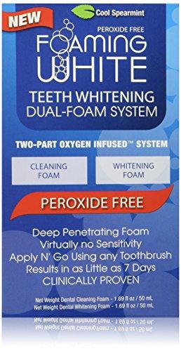 Teeth Whitening SYSTEM NonPeroxide Sensitivity