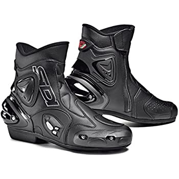 Sidi Cobra AIR Motorcycle Boots Black US8.5//EU42 More Size Options