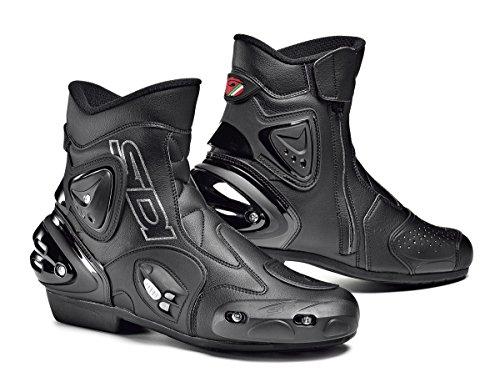 Sidi Apex Motorcycle Boots Black US11/EU45 (More Size Options) ()