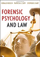 Forensic Psychology and Law Front Cover