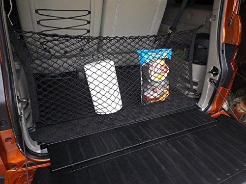 Trunk Envelope Style Cargo Net for Honda Element 2003 04 05 06 07 08 09 10 2011 NEW