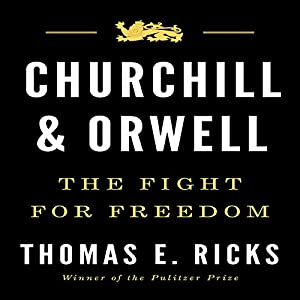 Churchill and Orwell Hörbuch