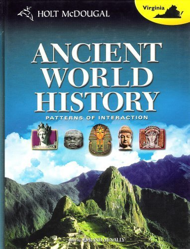 Ibo Pattern - Ancient World History: Patterns of Interaction by Roger B. Beck (2009-08-20)