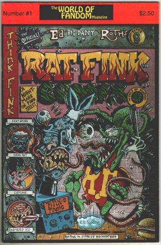 Price comparison product image RAT FINK COMICS/COMIX #1