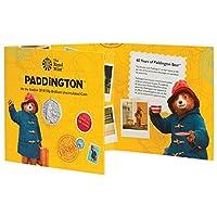 Paddington à Buckingham Palace 2018britannique 50p livres sterling pièce de monnaie