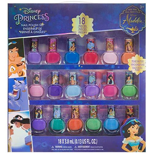 Aladdin Kids Washable Super Sparkly Peel-Off Nail Polish
