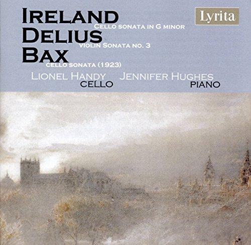 (British Cello Sonatas)