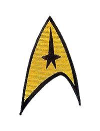 Star Trek Command Iron On Patch