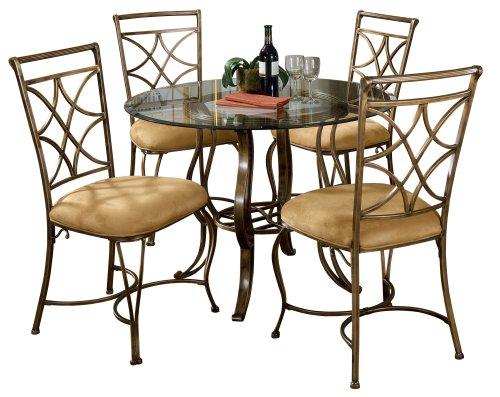 Hillsdale Glendale 5-Piece Dining Set