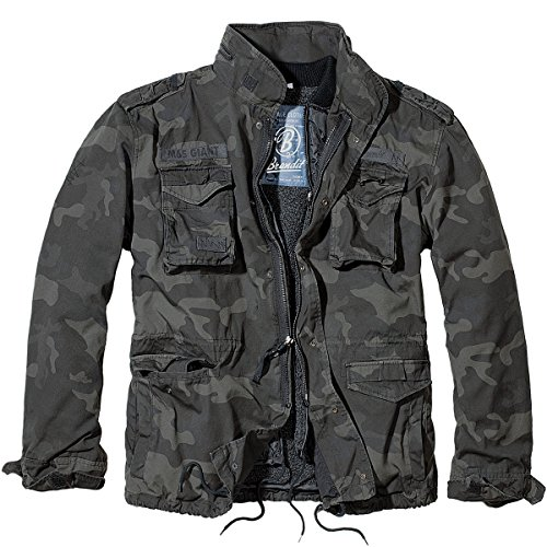 Military Style M-65 Field Jacket - 8