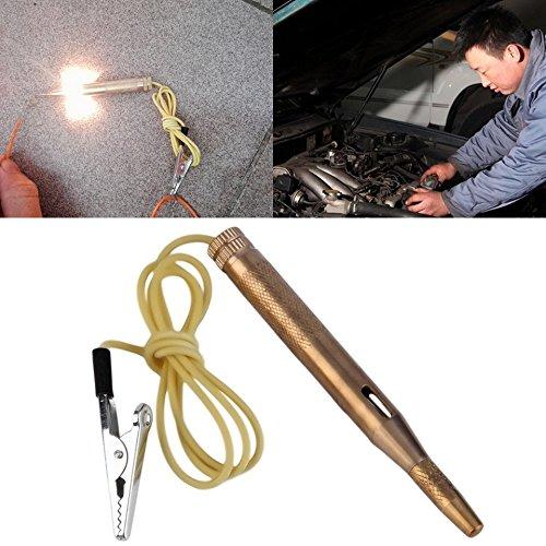 Penna di prova del tester della batteria di energia elettrica del circuito dellautomobile del veicolo di tensione di Swiftswan 6-24V