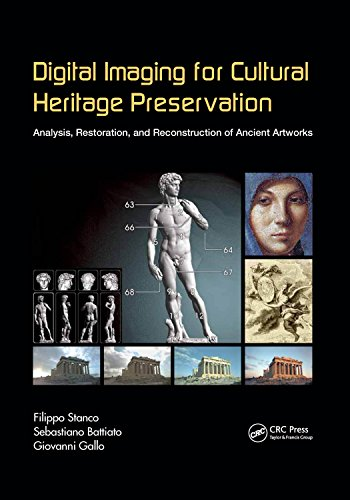 Digital Imaging for Cultural Heritage Preservation: Analysis, Restoration, and Reconstruction of Ancient Artworks (Digital Imaging and Computer Vision)