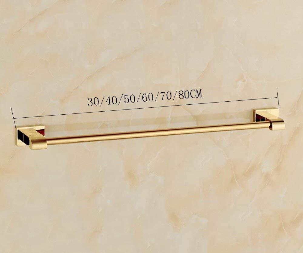 size: 30CM gold multi European style ATR Towel Rack//Towel Copper Holder