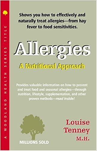 Allergies: A Nutritional Approach by Louise Tenney MH (1996-09-22)