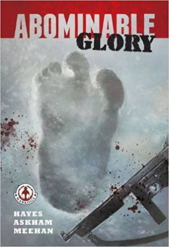 Book Abominable Glory by Martin Hayes (2015-03-01)