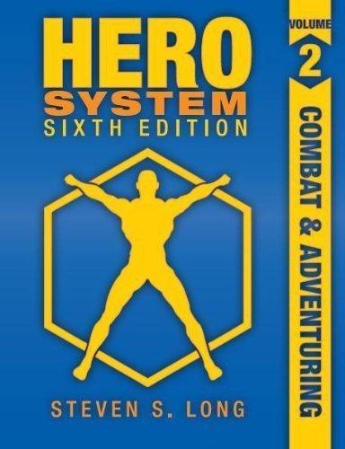 Hero System 6th Edition Volume II: Combat & Adventuring