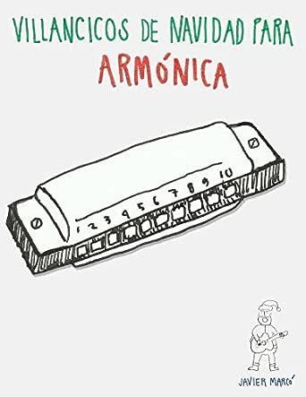 Villancicos de Navidad para Armónica: Canciones en Partitura ...