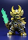Garo Deformation Makai Collection Golden Knight Gallo (PVC painted PVC)