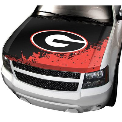 ProMark NCAA Georgia Auto Hood Cover, One Size, One Color