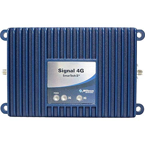 (WilsonPro Signal 4G Direct Connect In-Line Booster Amplifier AC/DC Kit for M2M (Model 460119))