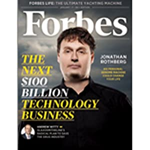 Forbes, January 03, 2011 Periodical