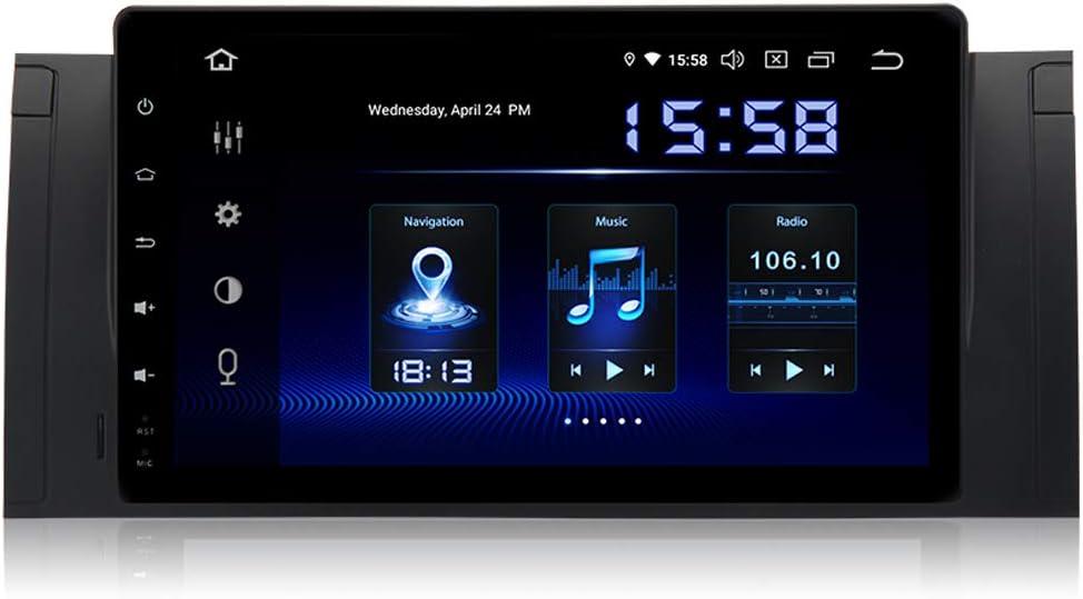 Dasaita 9 Android Radio 8 0 Gps Navigation For Bmw E39 Elektronik