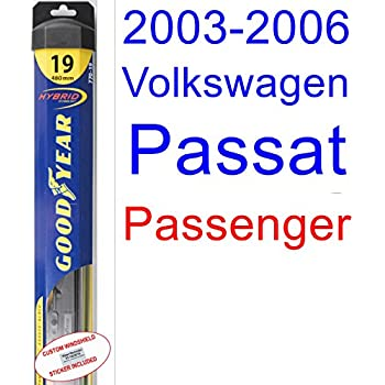 Amazon.com: 2013-2014 Volkswagen Golf Wiper Blade (Passenger ...
