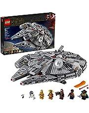 LEGO: The Rise of Skywalker Millennium Falcon 75257 Building Kit (1, 351 Pieces)