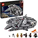 Lego Star Wars The Rise Of Skywalker Millennium Falcon Model Building Kit