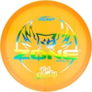 Discraft Limited Edition Brodie Smith Get Freaky CryZtal Z FLX Zone Putt and Approach Golf Disc [Colors May Va