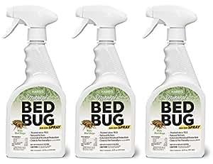 Harris Natural Cama Bug Killer Spray, botella de No Tóxico