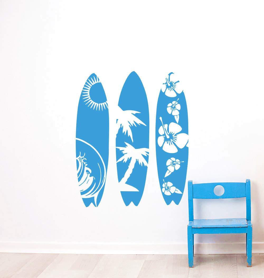 zzlfn3lv Mar Deporte Tatuajes de Pared diseño Tabla de Surf ...