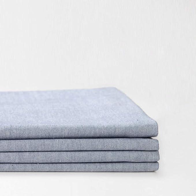 WSWJJXB Sábanas Gruesas de algodón Viejas Láminas Simples livianas 1.5/1.8 / 2m (Color : Gray, Size : 240X240cm): Amazon.es: Hogar