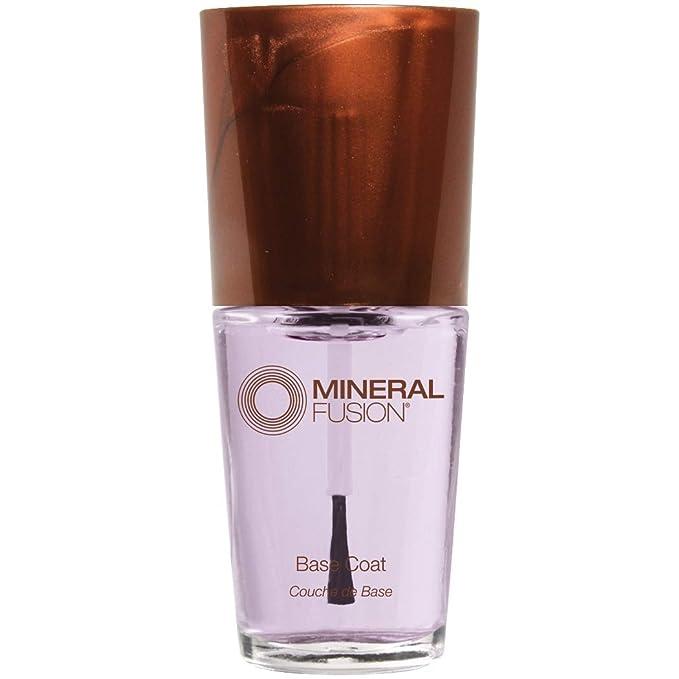 Mineral Fusion Nail Polish Base Coat, 0.33 Ounce (Packaging May Vary)   Amazon