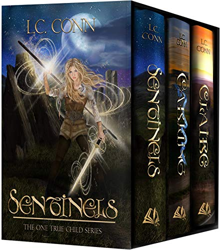 One True Child Box Set 1-3: Sentinels, Carling, Claire, and bonus sample of Guardians (English Edition)