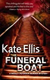 The Funeral Boat by Kate Ellis front cover