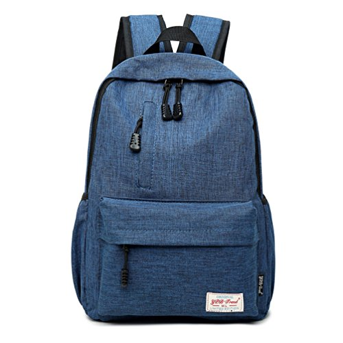 Royal Blue School Bags - 2