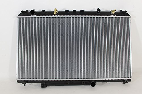 Radiator - Cooling Direct : 1909 Toyota Camry Solara Automatic 4 Cylinder 2.2 Liter PT/AC 1-Row (Direct Cylinder)
