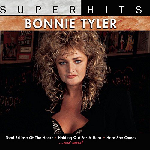 CD : Bonnie Tyler - Super Hits (CD)