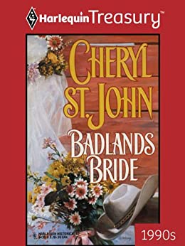 Badlands Bride (Safe Haven) by [St.John, Cheryl]